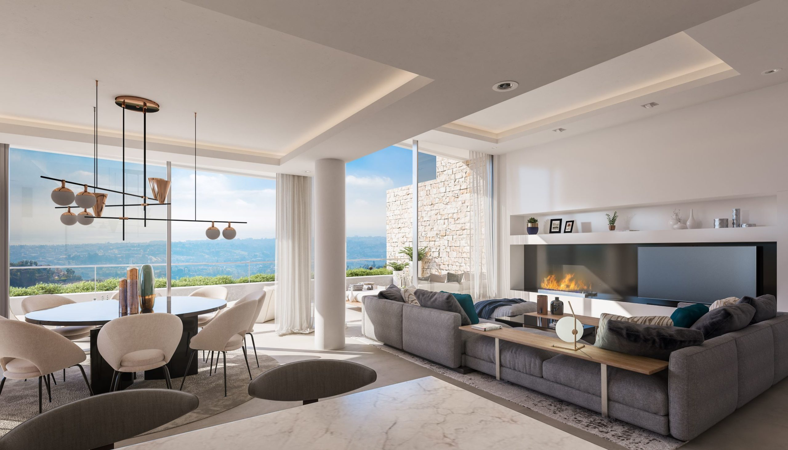 GRANDVIEW Marbella Duplex Interior